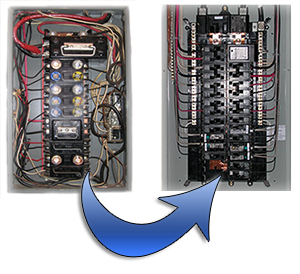 Electric Panel Upgrade Service in Gilbert AZ