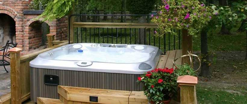 Gilbert AZ Hot Tub Electrical Installation