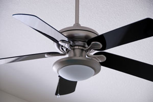 Gilbert Ceiling Fan Installation