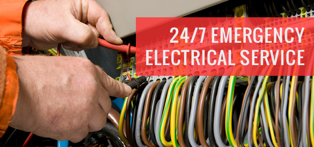Gilbert 24 Hour Emergency Electricians